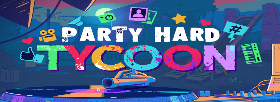 Party Hard Tycoon FULL PC GAME Download and Install