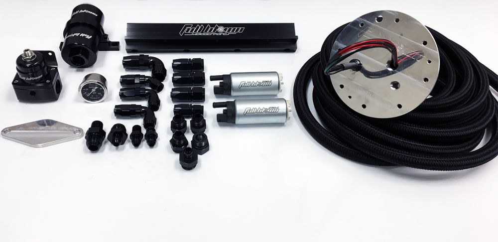 Full Blown Honda S2000 Complete Fuel Systems - FRS, BRZ, Turbo Kit