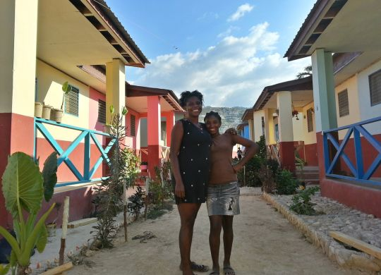 SPECIAL REPORT: Example-setting Lambi Village completed, dedicated in Haiti