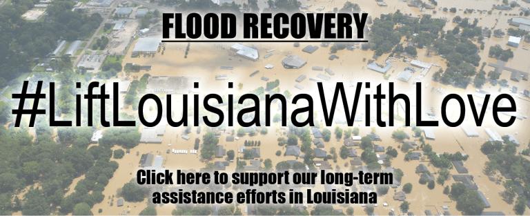 Lift Louisiana With Love
