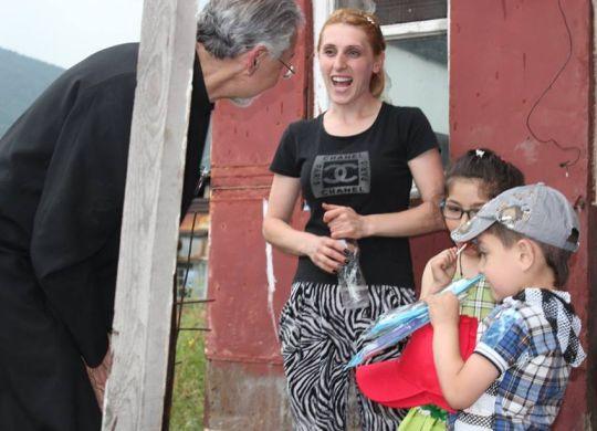 VIDEO: Father Yeprem Kelegian talks about joy of building with Armenian families