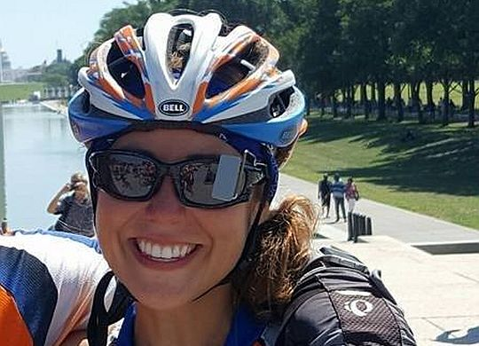Bike Adventure inspires Steffani Zavala to put creativity to work in support of ministry