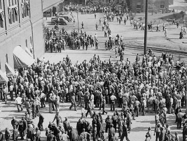 Shipyard workers Septem 28, 1941