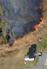 Glou. Co. Brush Fire