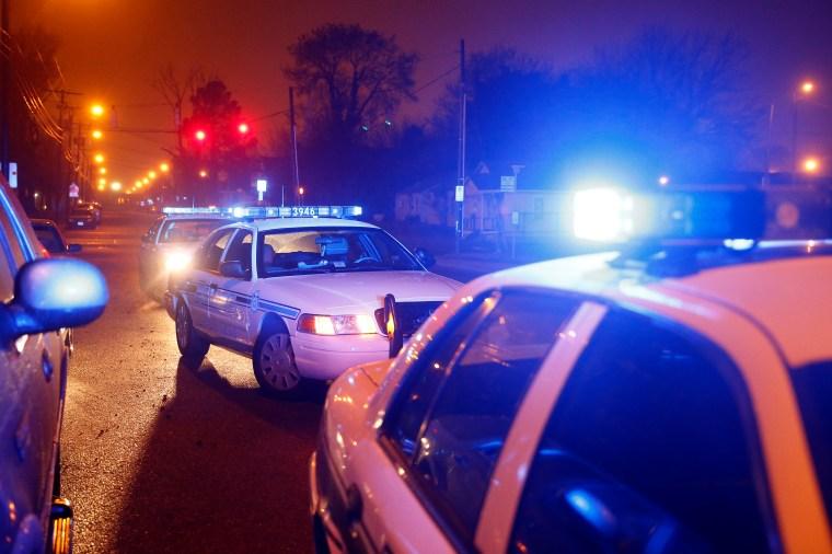 Curfew crackdown