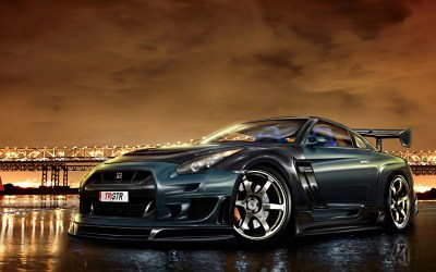 Amazing Nissan Skyline GT-R Wallpaper   Full HD Pictures
