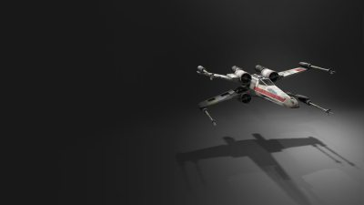 Beautiful X-Wing Wallpaper | Full HD Pictures