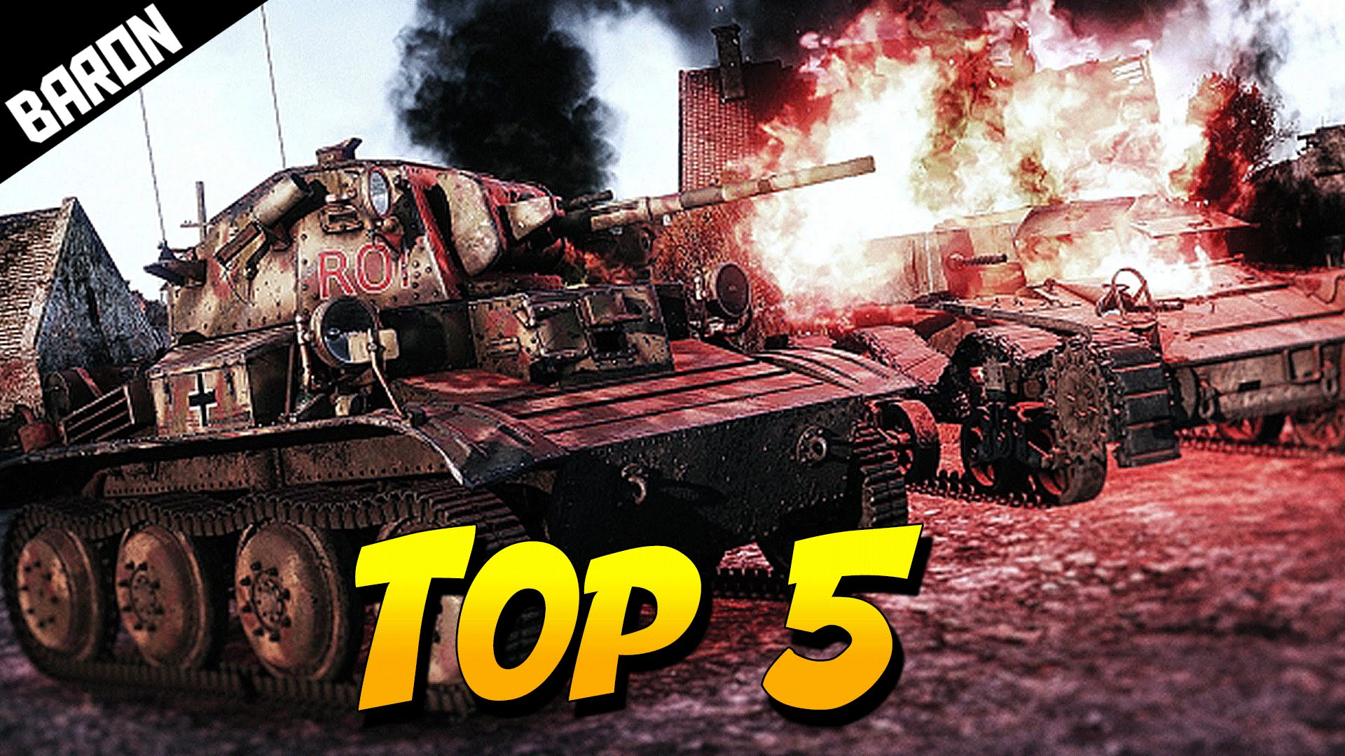 Red Raven Orchestra War Thunder Top 5 Skill Kills W Baronvongamez