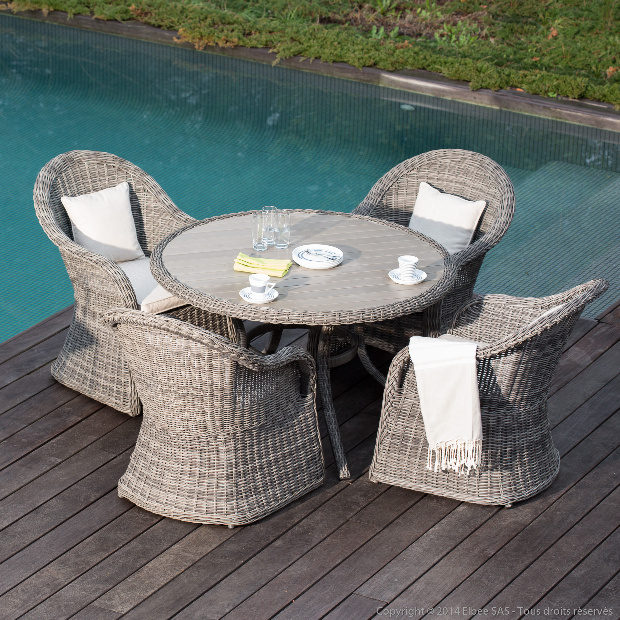 Table Jardin Resine Table De Jardin Ronde Resine Stunning Salon Tressee Idees Conception Jardin Idees Conception Jardin