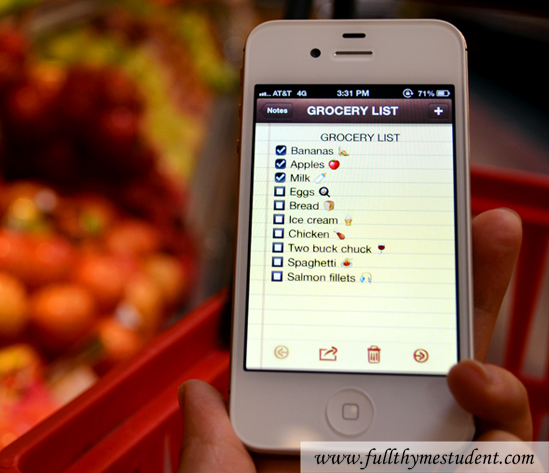 15 Tips on How to do Grocery Shopping on a Budget