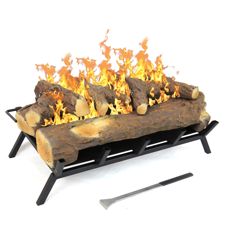 Alcohol Fuel Fireplace 24 Inch Convert To Ethanol Fireplace Log Set With Burner Insert From Gel Or Gas Logs