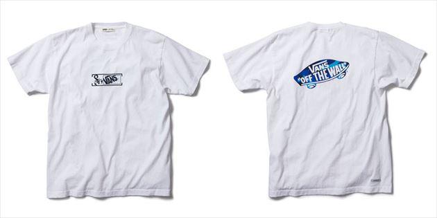VANS(ヴァンズ)×SOPHNET(ソフネット)コラボビーチパックプリントTシャツ
