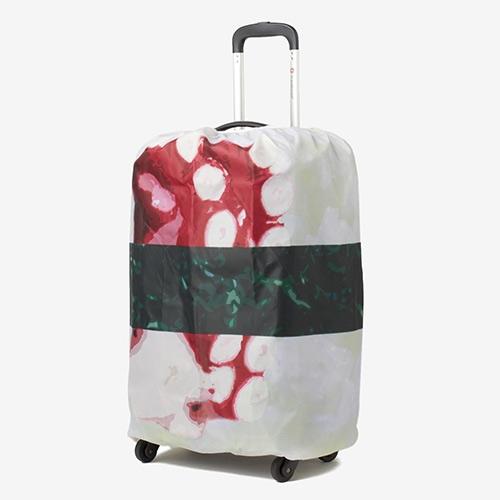 寿司スーツケースカバー3