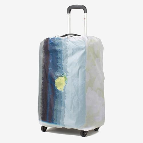 寿司スーツケースカバー4