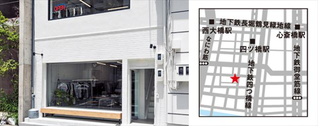 N.HOOLYWOOD大阪直営店の画像2
