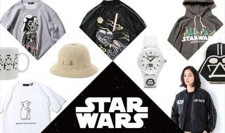 STAR WARS×BEAMSグッズイメージ画像