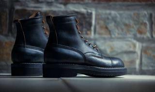 ホワイツ・ノースウェストのビリーズ別注新作ブーツの画像