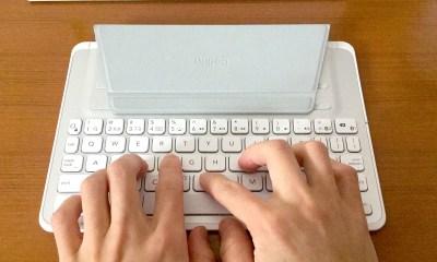 ipad キーボード ショートカット ios9 オススメ 小技