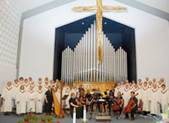 Chancel Choir and Orchestra - Christmas Concert