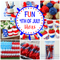 Fun 4th of July Ideas  Fun-Squared