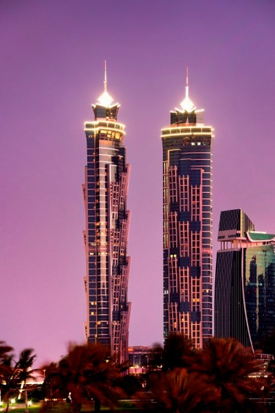 Top 40 Tallest Buildings in the World