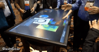 The Tablet Coffee Table