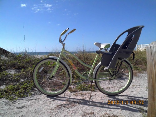 Medium Of Baby Bike Seat
