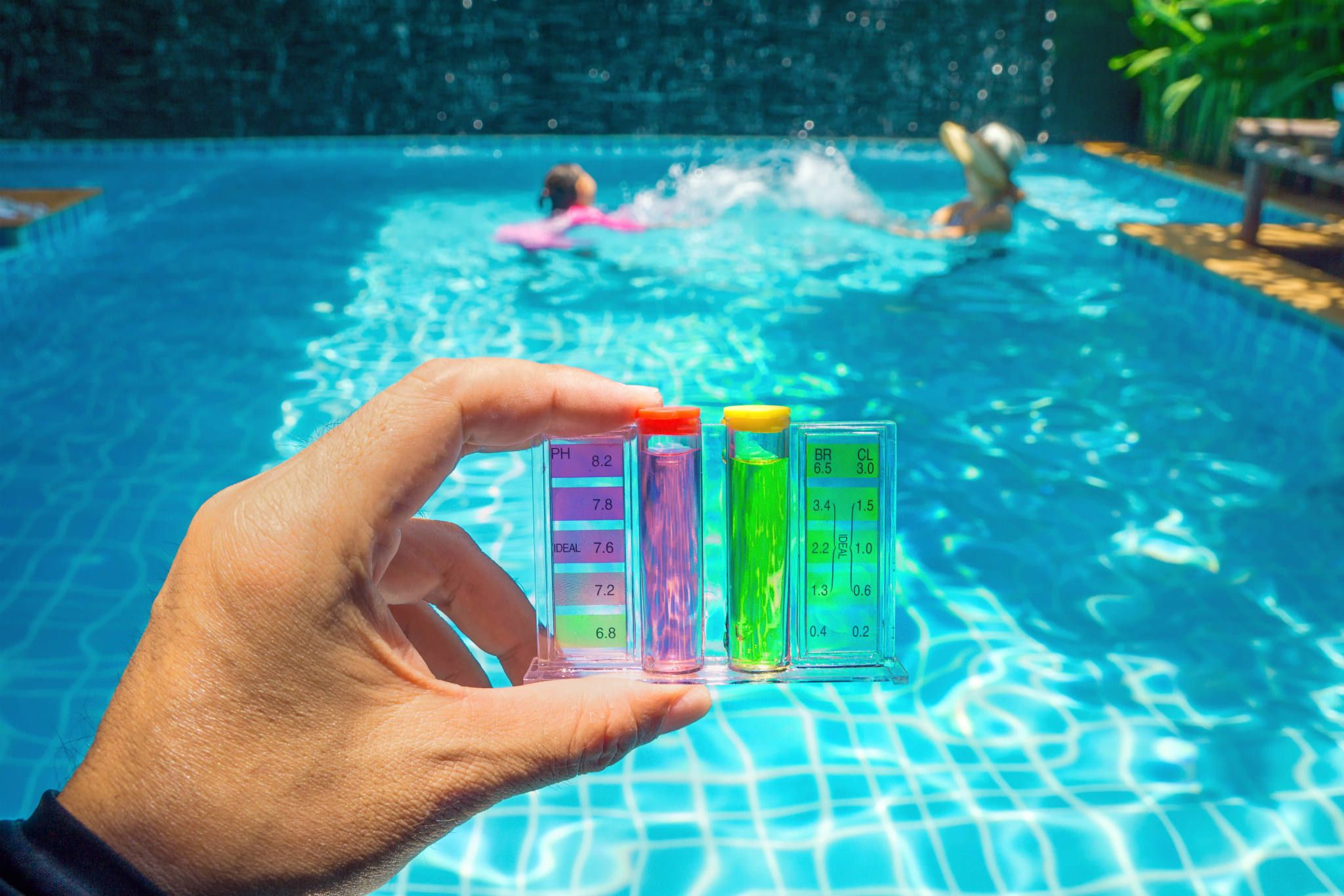 Ph Piscinas Come Misurare Il Ph Dell Acqua