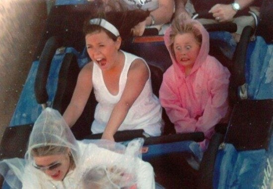 Converter Funny People On Rollercoaster 18 Photos Funcage