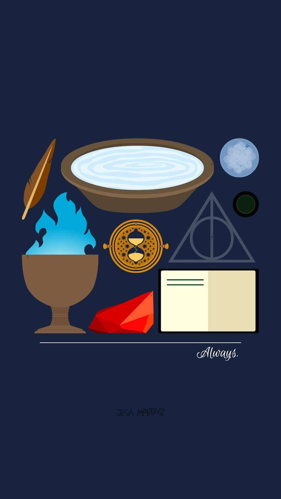 Wallpapers Harry Potter 40 Hd Harry Potter Iphone Wallpaper