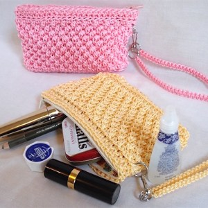 Wicker Weave Coin Purse Pattern