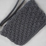 Gray Simply Sweet Coin Purse w/ strap $12.00