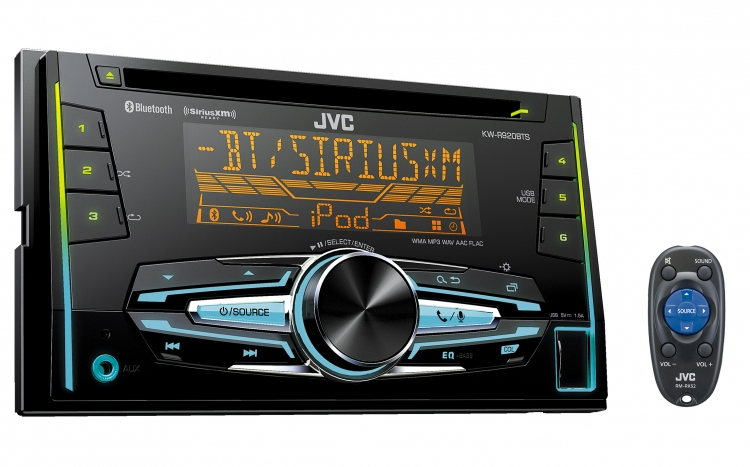 KW-R920BTS|In-Dash Receivers|JVC USA - Products -