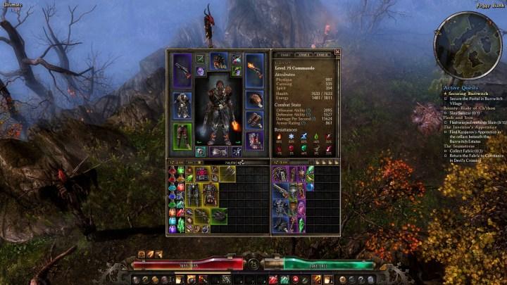 Grim Dawn Good Endgame Builds