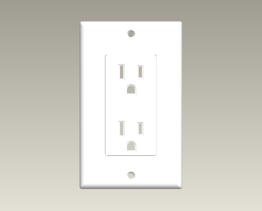 Contemporary Electrical Outlets Ez Faceplate Llc Fundable Crowdfunding For Small Businesses