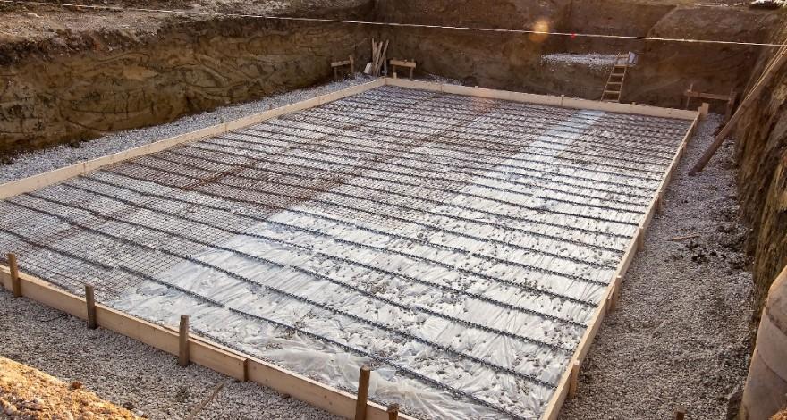 Fundament Alt Om Opbygning Og Udgravning Til Fundament