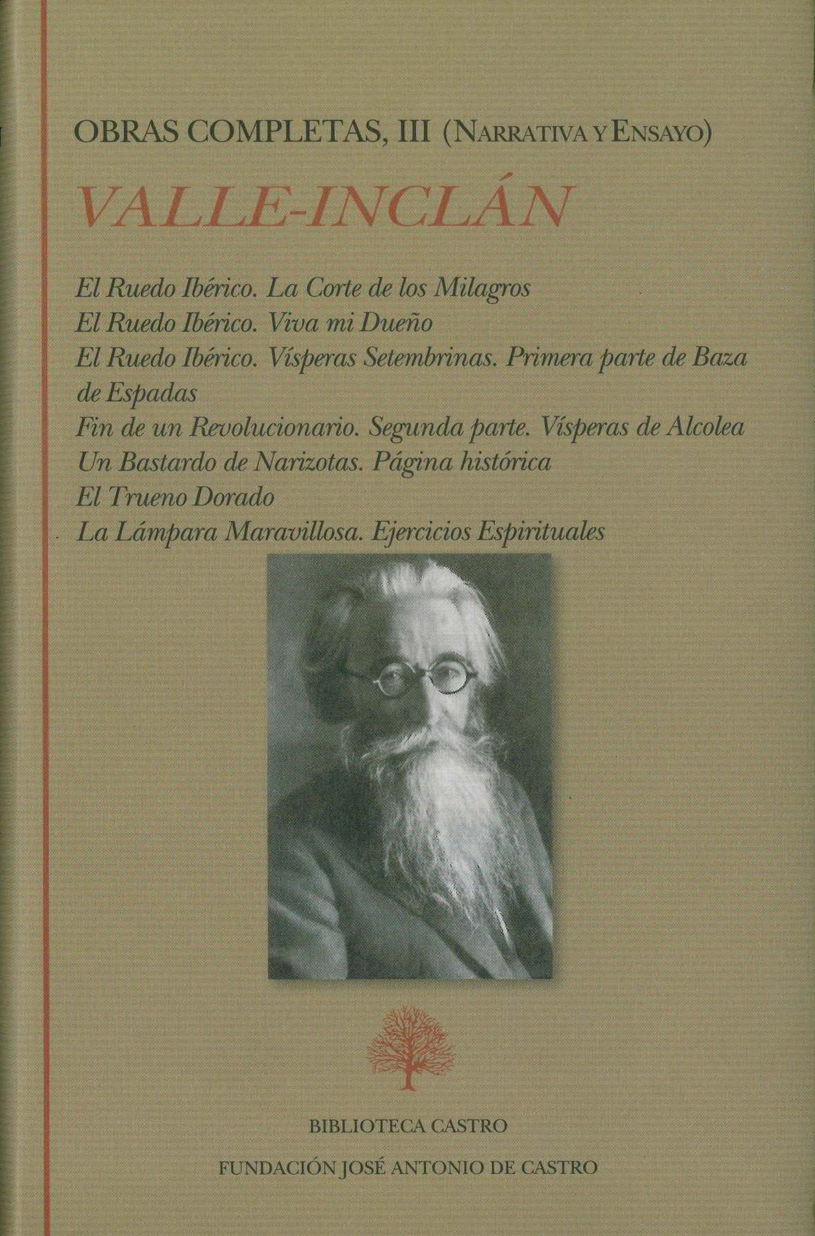 Valle Inclán Libros Valle InclÁn Ramón Del 1866 1936 Tomo Iii Narrativa