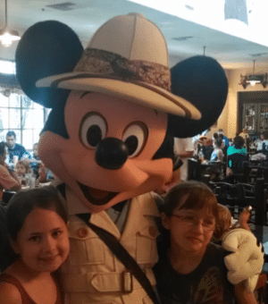 Adventure Mickey for Donor Retention post
