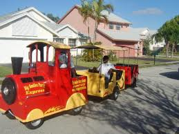 rent trackless train kids party equipment rental orange county san francisco