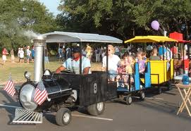 Los Angeles Trackless Train Rentals San Jose Rent Racecar for kids party San Diego Bouncy House