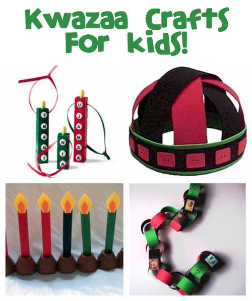 kwanzaa crafts for preschoolers