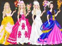 Barbie's Victorian Wedding game