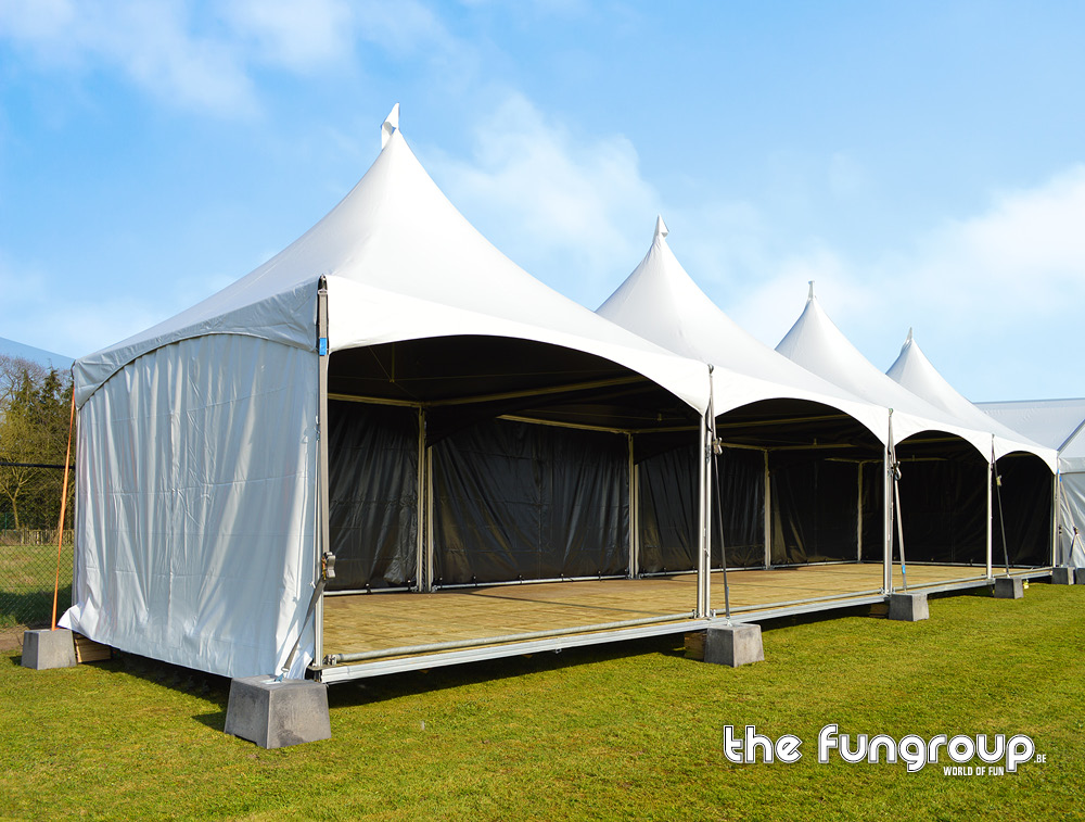 Gamma Party Tent Luxe Partytent 5x5 - Fungroup Bvba