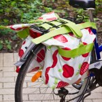 Fahrradtasche nähen mit Handmade Kultur