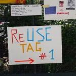Re Use Tag im Prinzessinnengarten Berlin