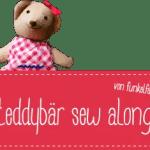 Teddybär Sew Along – Nähen I
