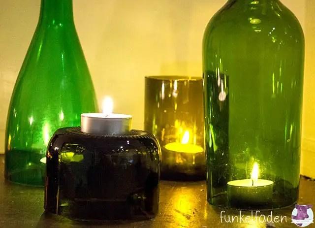 Anleitung Flaschen Schneiden