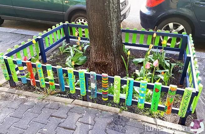 Urban Gardening - Ein Kiez beginnt zu blühen