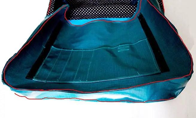 Schnittmuster - Messenger Bag