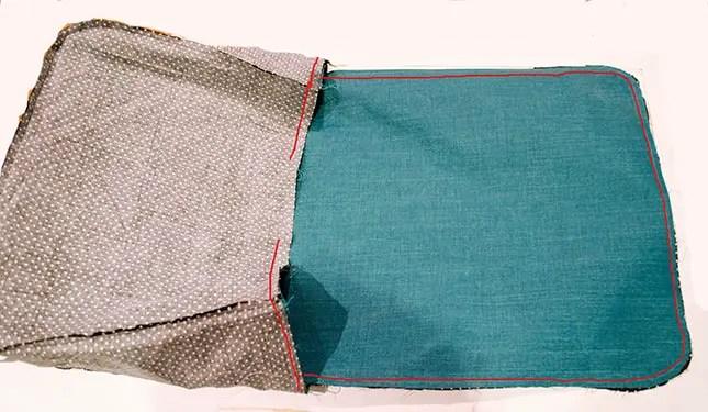 Kostenfreie Nähanaleitung - Messenger Bag